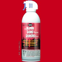 """Fake Blood - """"Spray Blood"""" Paint - LARGE CAN"""