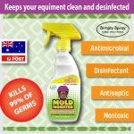 Antibacterial Disinfectant Antiseptic Spray
