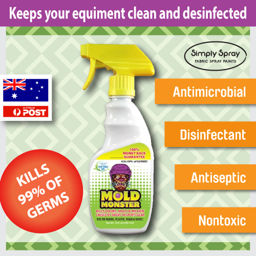 Antibacterial Disinfectant Antiseptic Spray