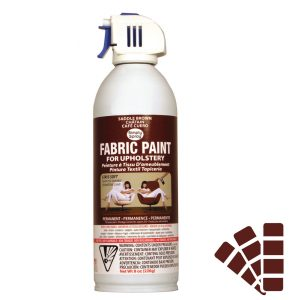 Upholstery Spray® SADDLE BROWN