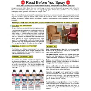 Upholstery simply spray brite red fabUpholstery simply spray fabric paint for furniture restorationric paint for furniture restoration