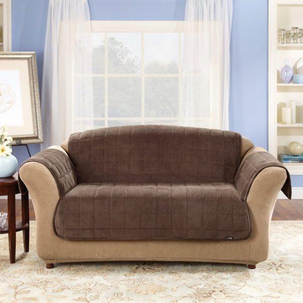 simply spray upholstery brown