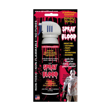 Spray Blood® Fake Blood Effects 2.5oz – blood paint