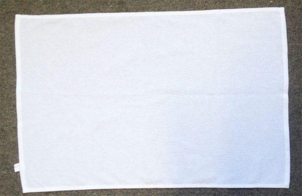 plain tea towel