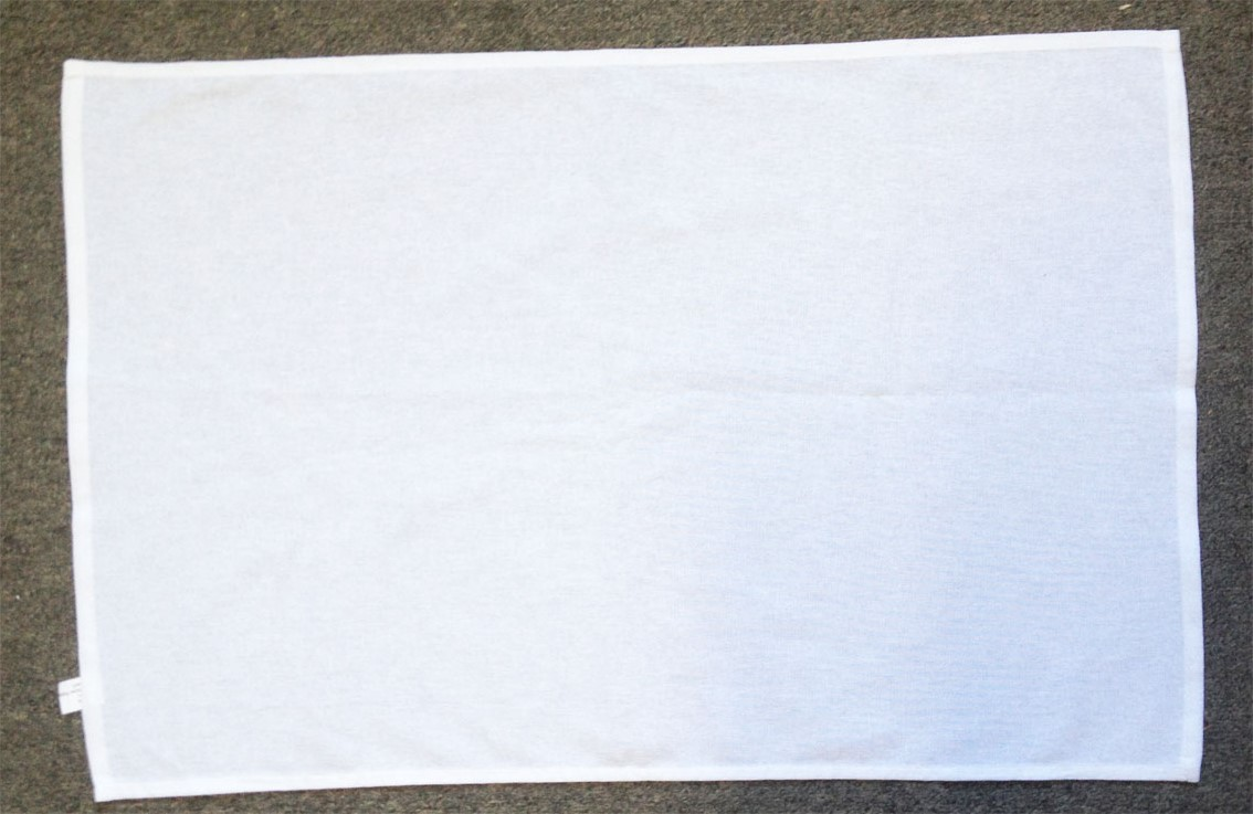 plain tea towel