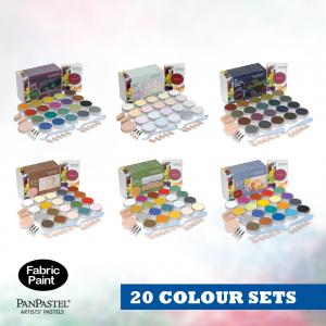 Panpastel 20 colour set