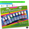 Jacquard textile traditional set