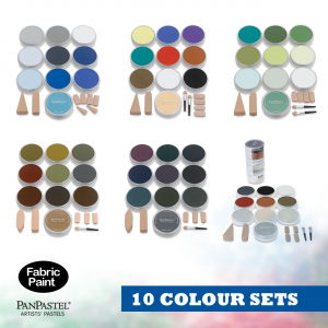 Panpastel 10 colour set