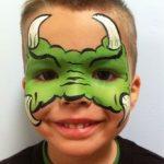Face paint sticks - cotume