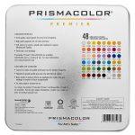 Colours in the Prismacolor Premier set of 48