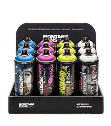 Montana Effect Spray Cans