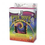 jacquard funky groovy tie dye kit original