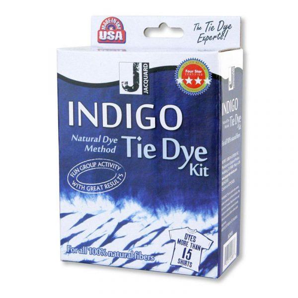 jacquard indigo tie dye kit