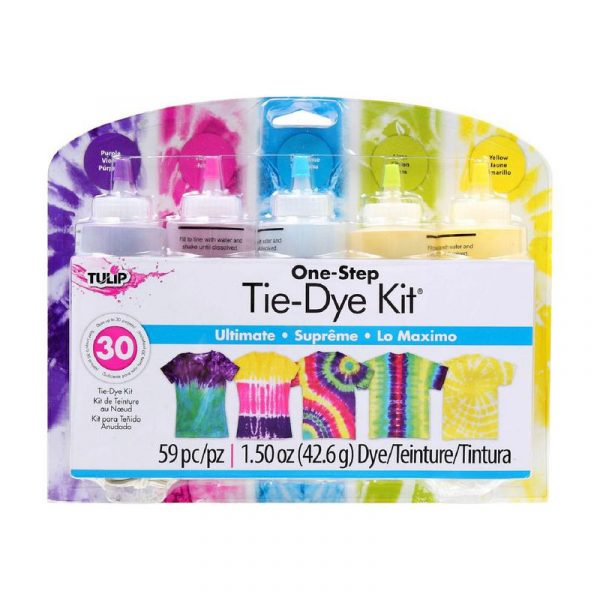 tulip tie dye kit large 5 bottles ultimate