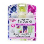 tulip tie dye kit medium 3 bottles vibrant