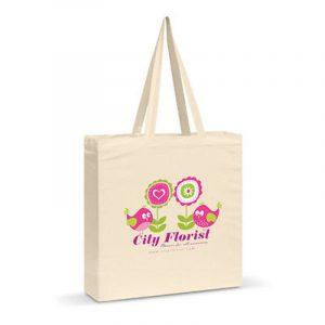Cotton Shoulder Environmentally Friendly Tote Calico Bag