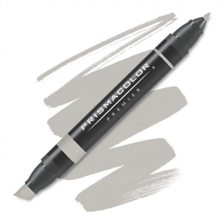 Prismacolor markers cool grey chisel fine