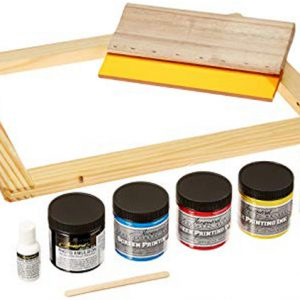 jacquard screenprinting kit - screen printing