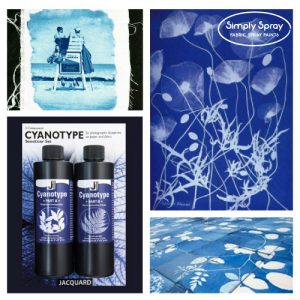 jacquard cyanotype starter kit