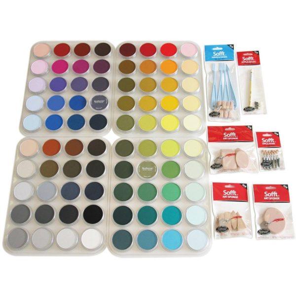 PanPastel 80 colours sets