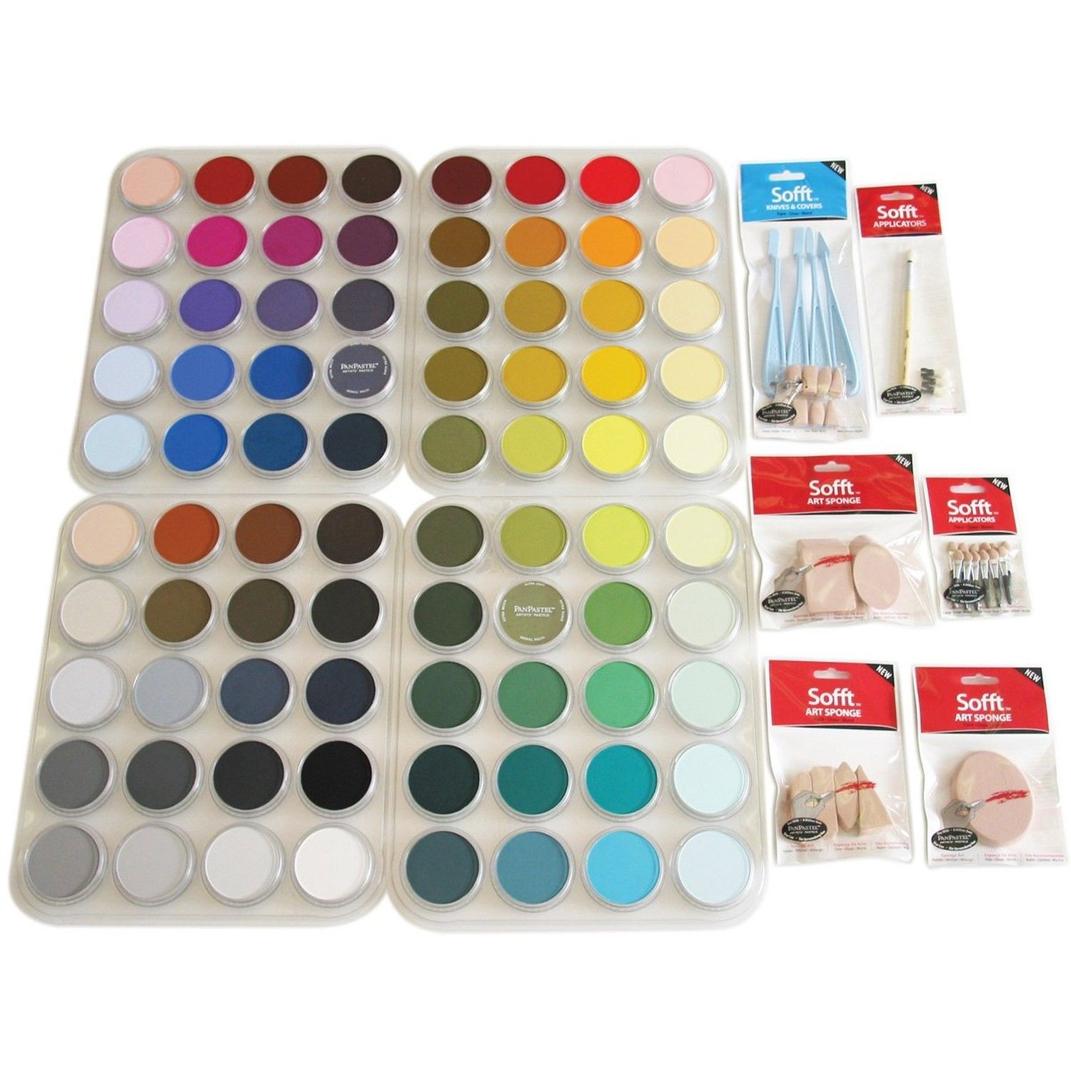 PanPastel 80 colours sets