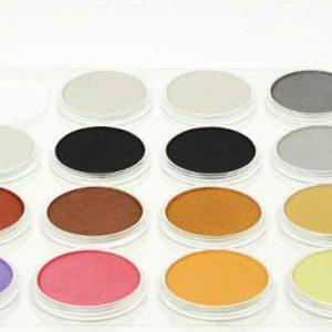 PanPastel 17 colours set Metallic and Pearl