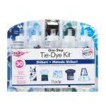 Tulip tie dye kit shibori to decorate your t shirts