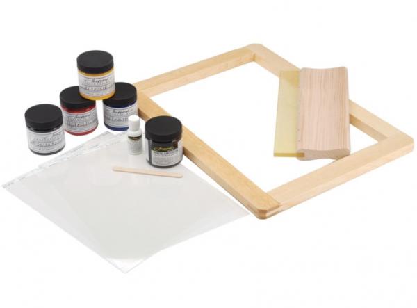 jacquard screenprinting kit – screen printing