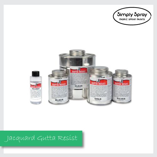 Jacquard Gutta Resist