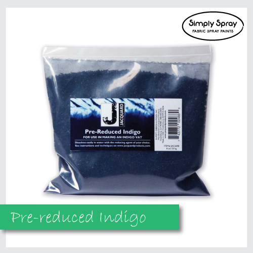Jacquard Pre-reduced indigo