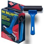 ESSDEE Fabric Roller - 100 mm Roller BLUE