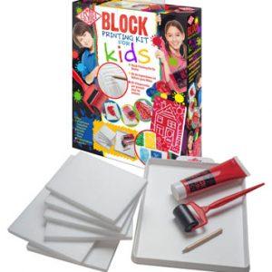 Essdee Block Printing for Kids