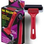 ESSDEE Ink Roller - 75 mm Roller Brayer RED