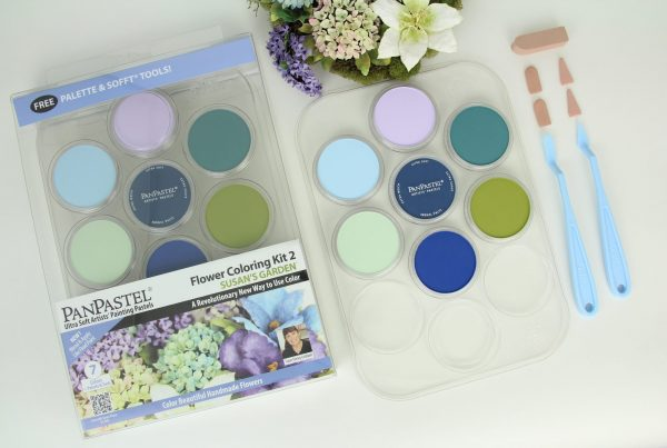 PanPastel-Flower-Coloring-Kit-No.2-Contents-30116