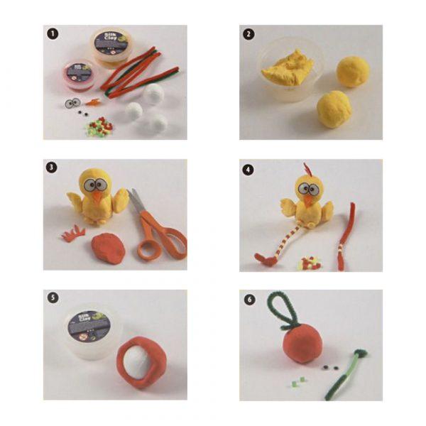 DIY-Kits-Animals-chuckthechicken-Modelling