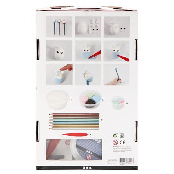 DIY Kits UNICORN PENCILS Modelling
