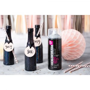montana hologram glitter spray