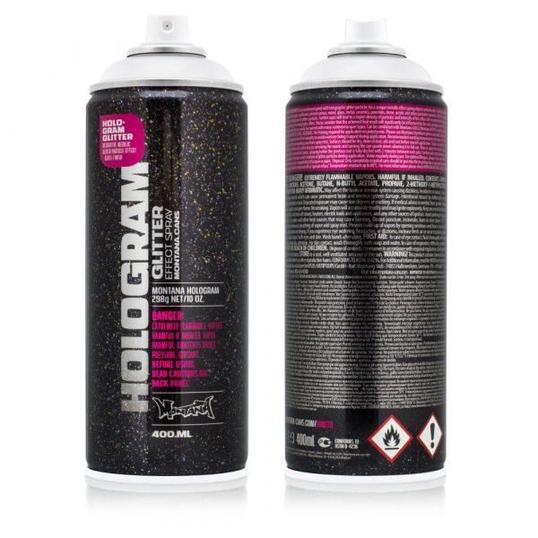 montana hologram glitter spray