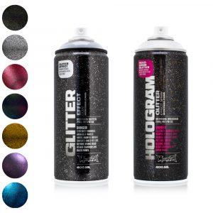 Montana Glitter Effect Spray 400ml