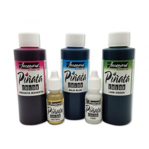 Jacquard Ink Pinata