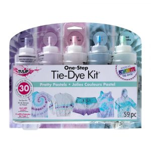TULIP TIE DYE KIT PRETTY PASTELS