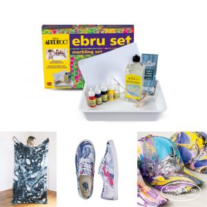 Marbling Starter Set 5 Colours