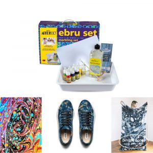 Marbling Starter Set 8 Colours