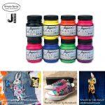 Jacquard Textile Colours