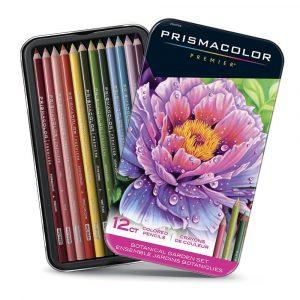 Prismacolor Premier set of 12 Botanical Garden