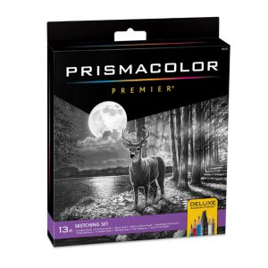 Prismacolor Premier Deluxe Sketching Set 13pc