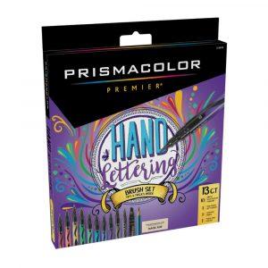 Prismacolor Premier Hand Lettering Brush Set