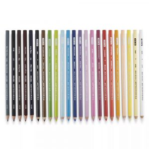 Swatch colour in the Prismacolor Premier Manga Set of 23